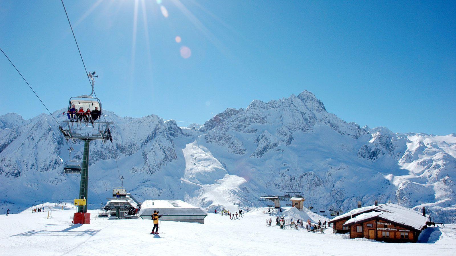 Resort Info MTGS 2018 Ski Trip to Folgarida Italy
